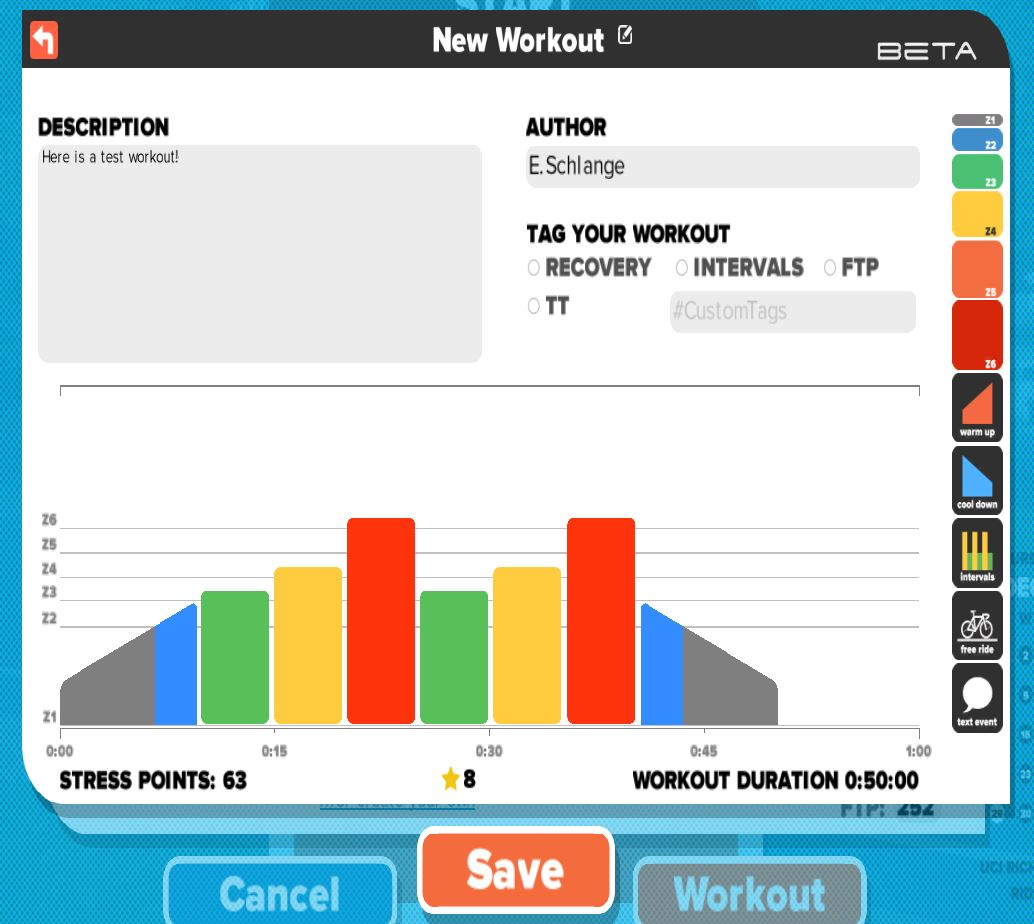 Custom Workouts have arrived on Zwift | Zwift Insider