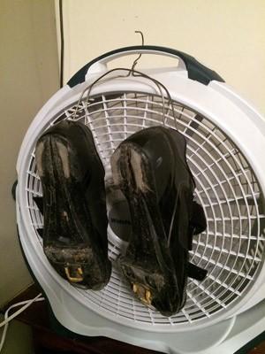shoe-fan