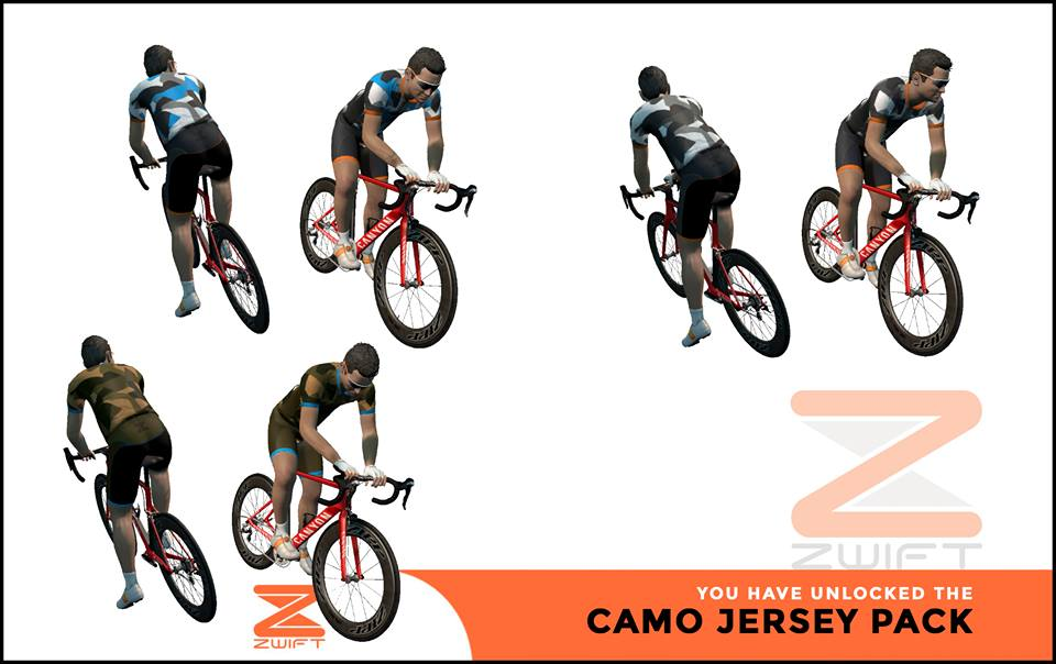 Zwift Jersey Previews and Kit Unlock Codes  c6b11a8c3
