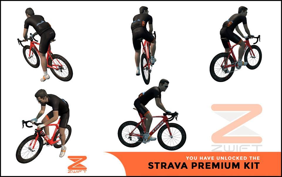 STRAVA-PREMIUM | Zwift Insider