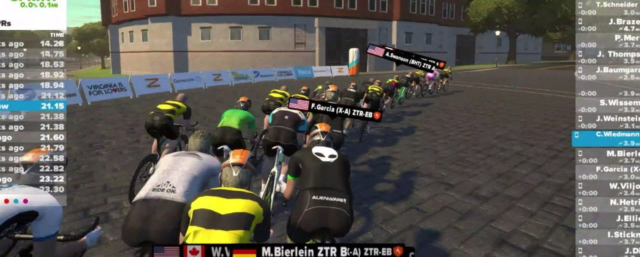 5 advanced Zwift racing tips