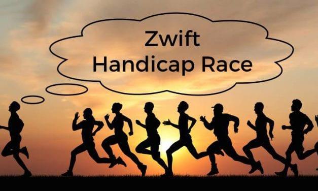 Interview with Zwift Handicap Race (ZHR) race organizer Robert Baldi