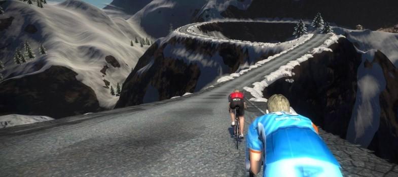 """Watopia """"Mountain 8"""" Route Details"""