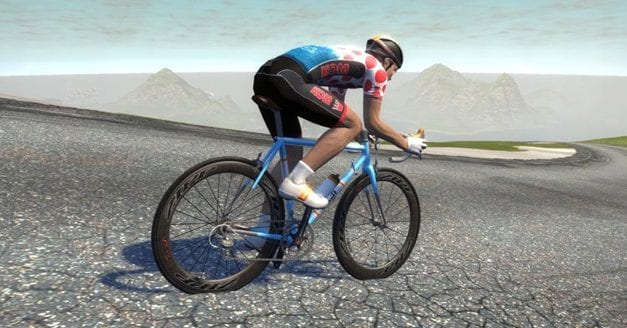 More Watopia mountain route teaser shots
