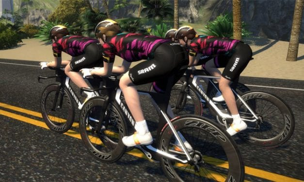 How to organize a Zwift group ride