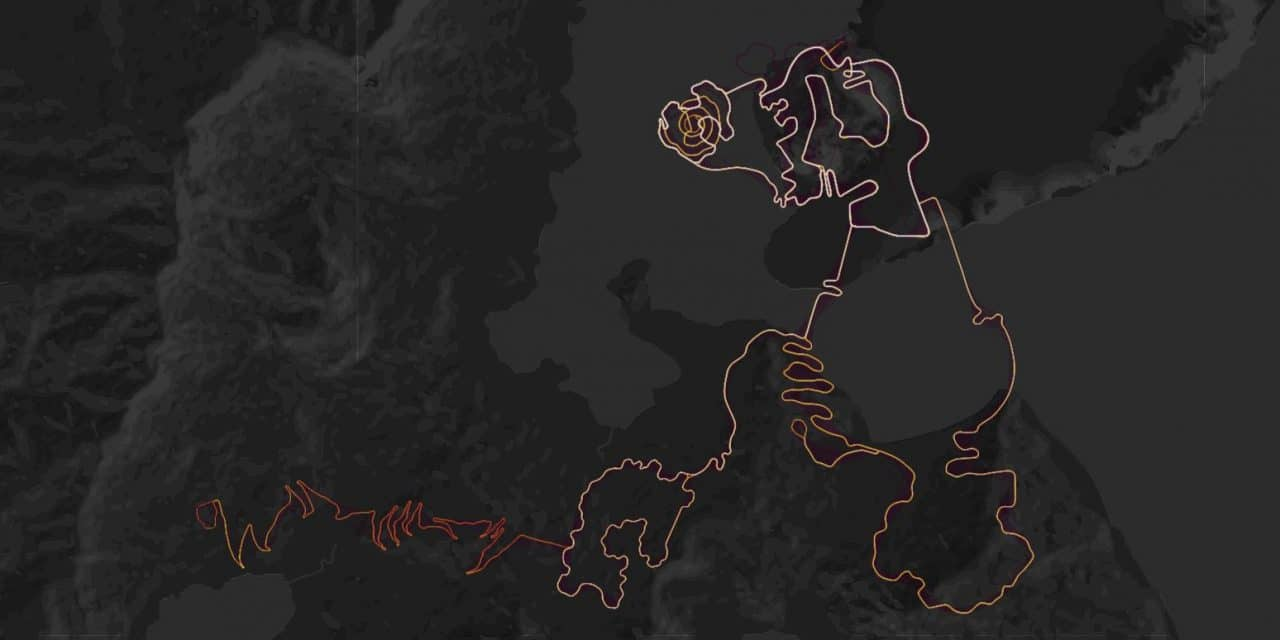 Verified Zwift Strava segments for Watopia, Richmond, London, Innsbruck, New York City, Yorkshire, and Bologna