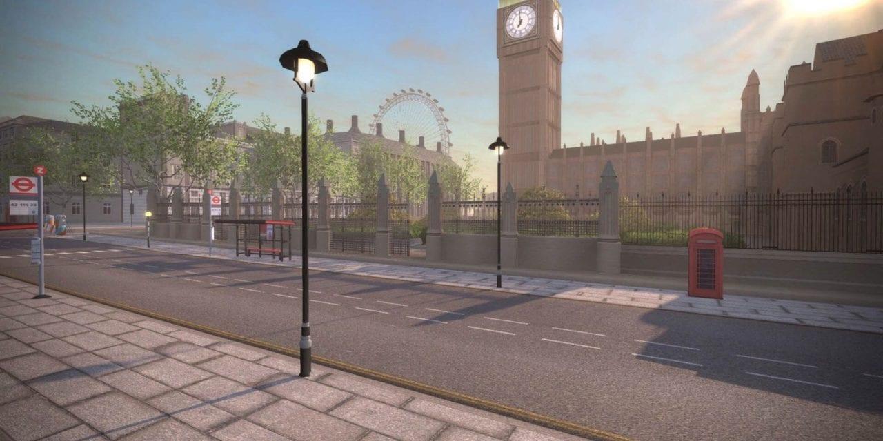 """""""London 8"""" Route Details"""