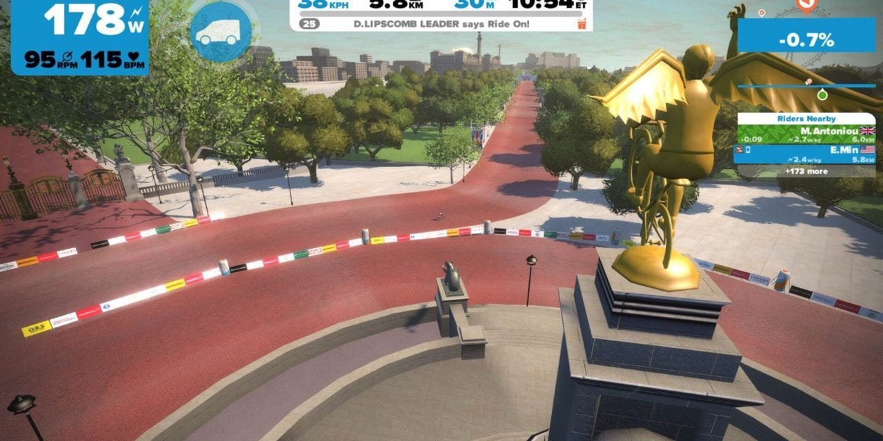 Zwift London PRL course details and possible launch dates