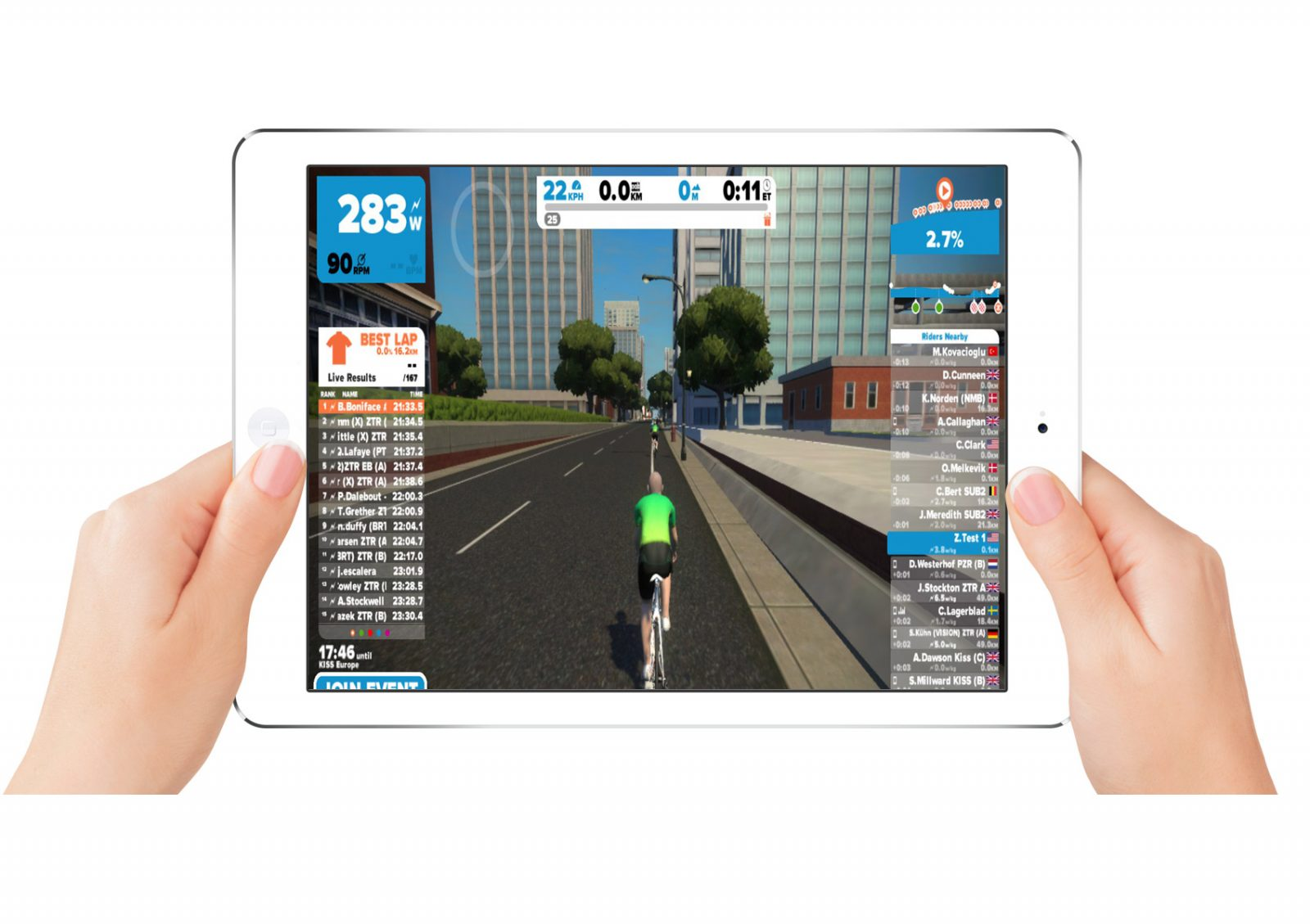 Zwift Coming Soon To Iphone Ipad Zwift Insider