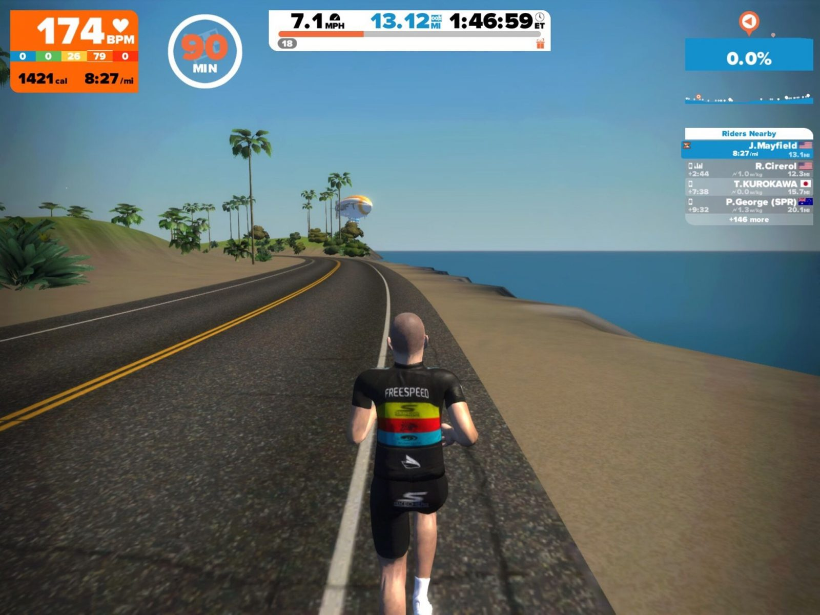 Runners rejoice! Zwift may soon transform your treadmill experience