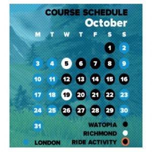 october-schedule