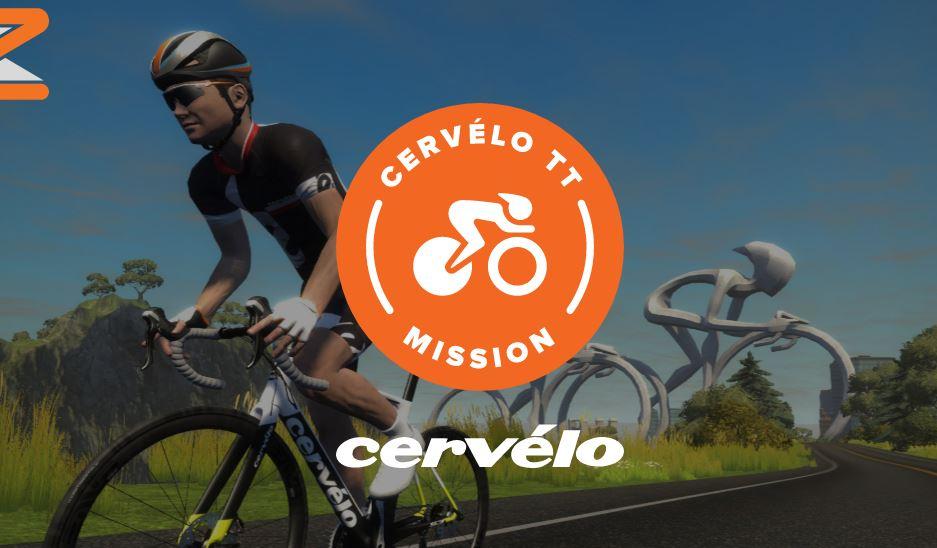 Cervélo TT Mission announced