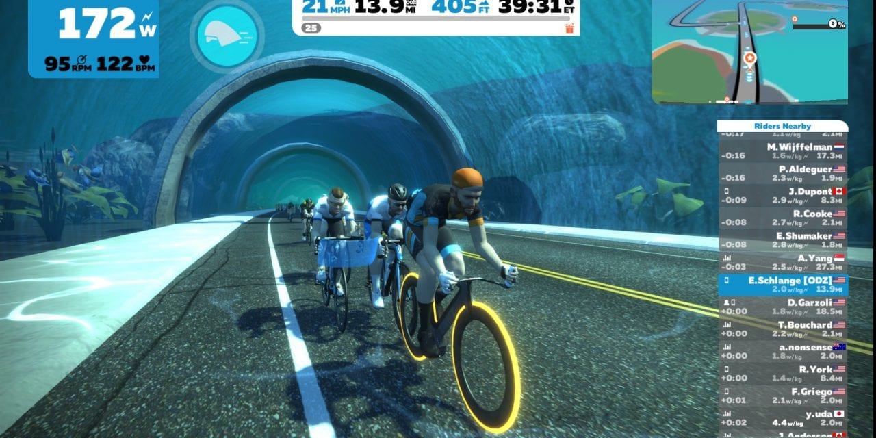 Are Zwift Speeds Unrealistically Fast  When you compare your ... 6a1ae6822