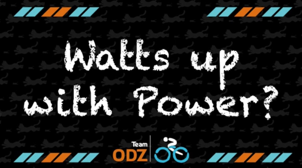 Watts up with Power? ride summary for February 1st