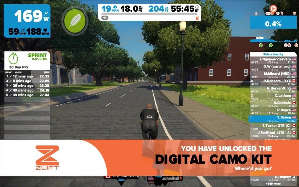 Zwift Ride Basics: XP Points, Levels and Unlocks