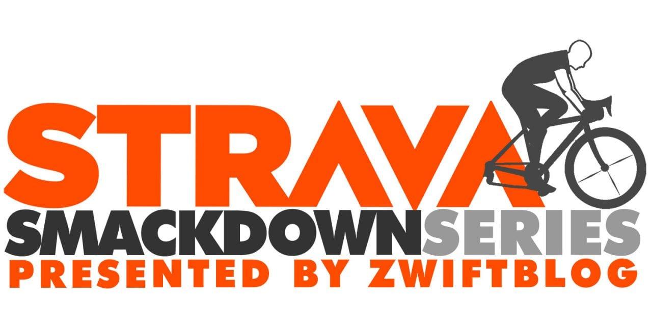 Strava Smackdown Series, week 4: Epic KOM