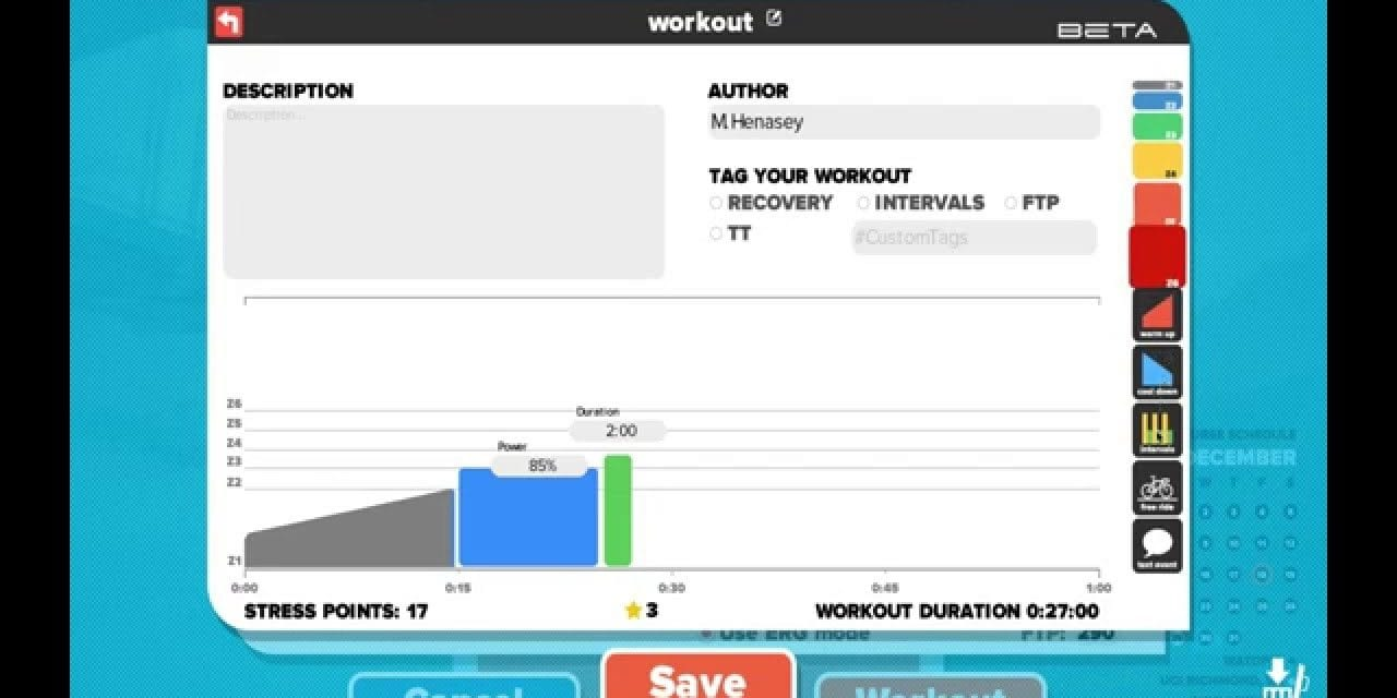 How to Load Custom Workouts in Zwift