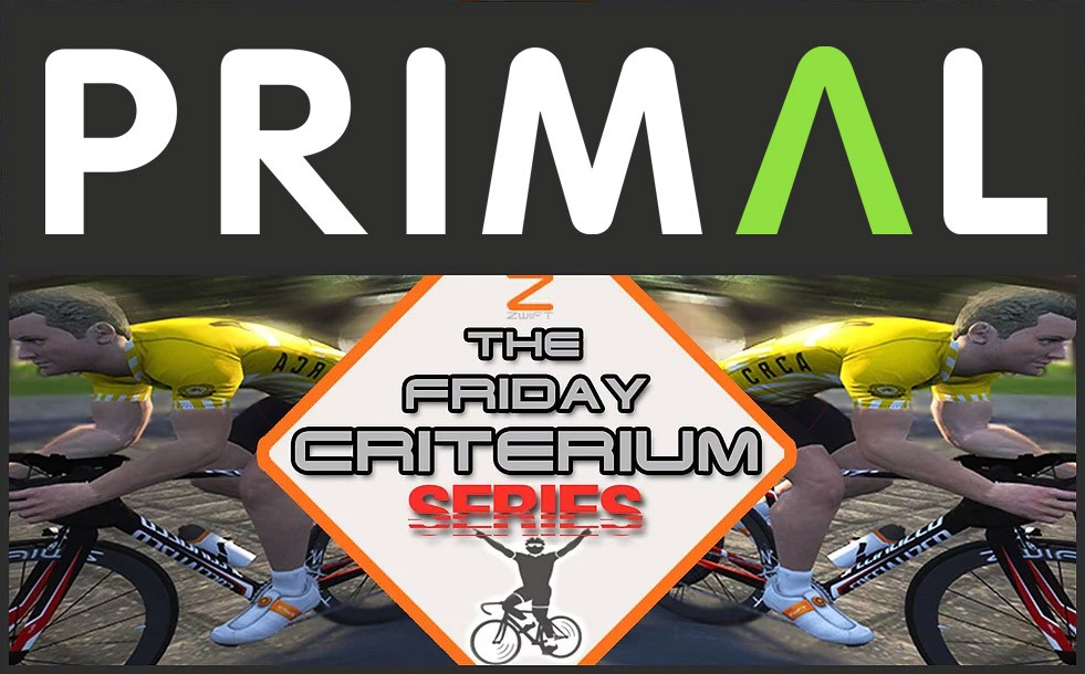 Primal-Europe sponsors Friday Criterium Series