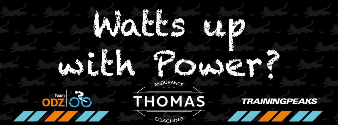 Power Based Training for the Ultra Endurance Athlete