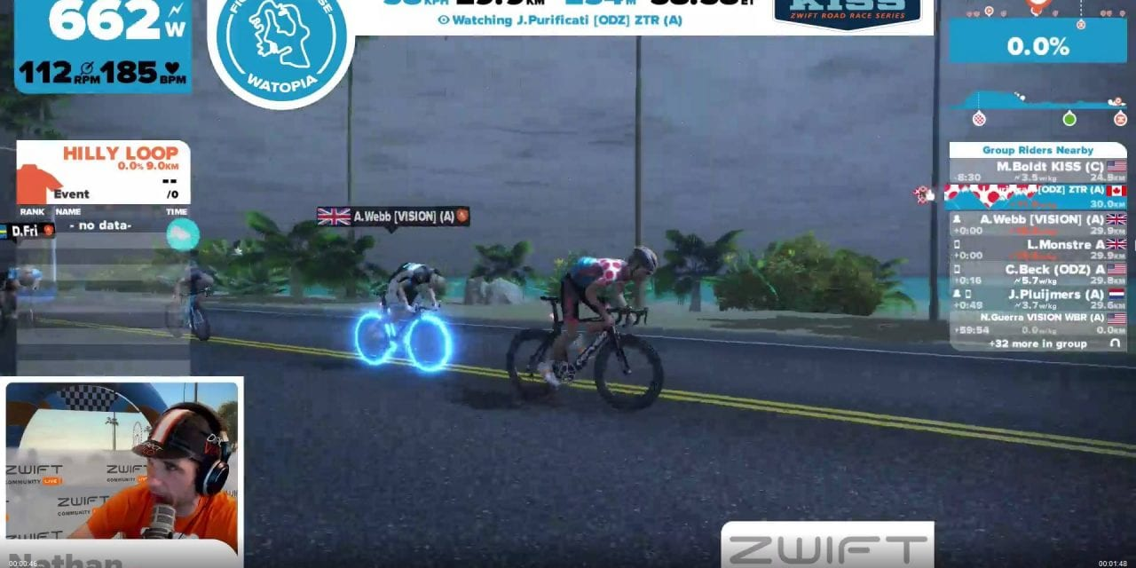 Get an Edge with these Advanced Zwift Racing Tips