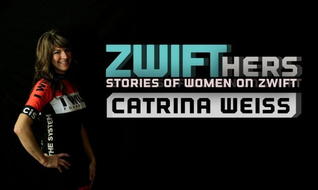 Interview with CVR World Cup Racer Catrina Weiss