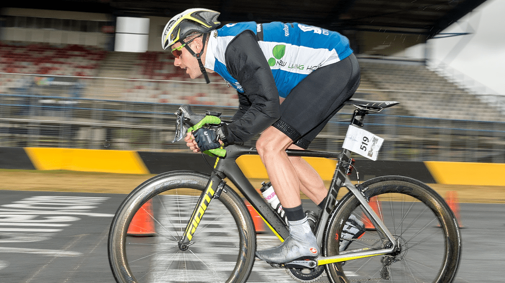 SAS Cycle Club (Australia) raises over $30k AUD for Children's Cancer Institute