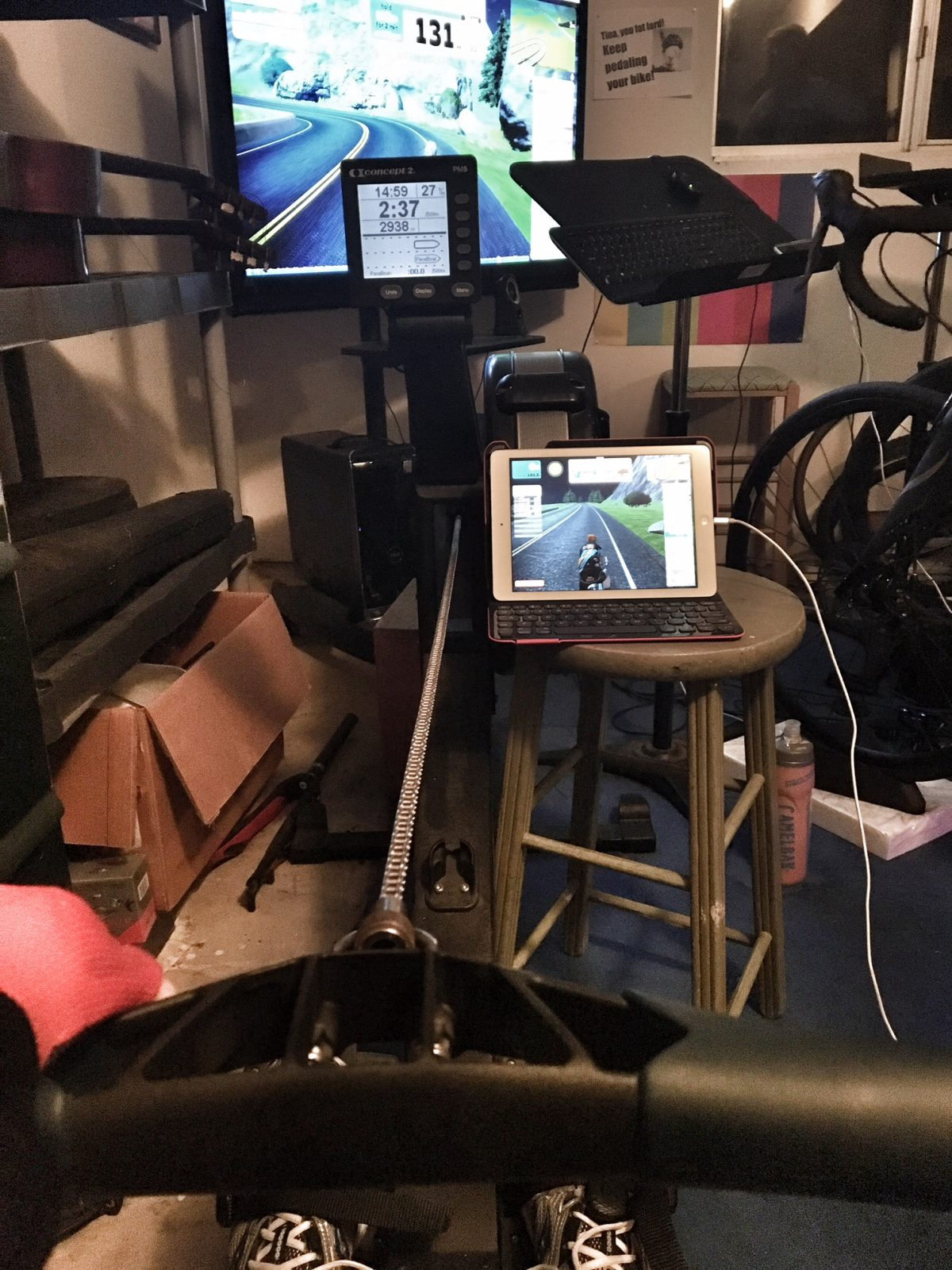 How To Use Your Concept2 Rower on Zwift | Zwift Insider