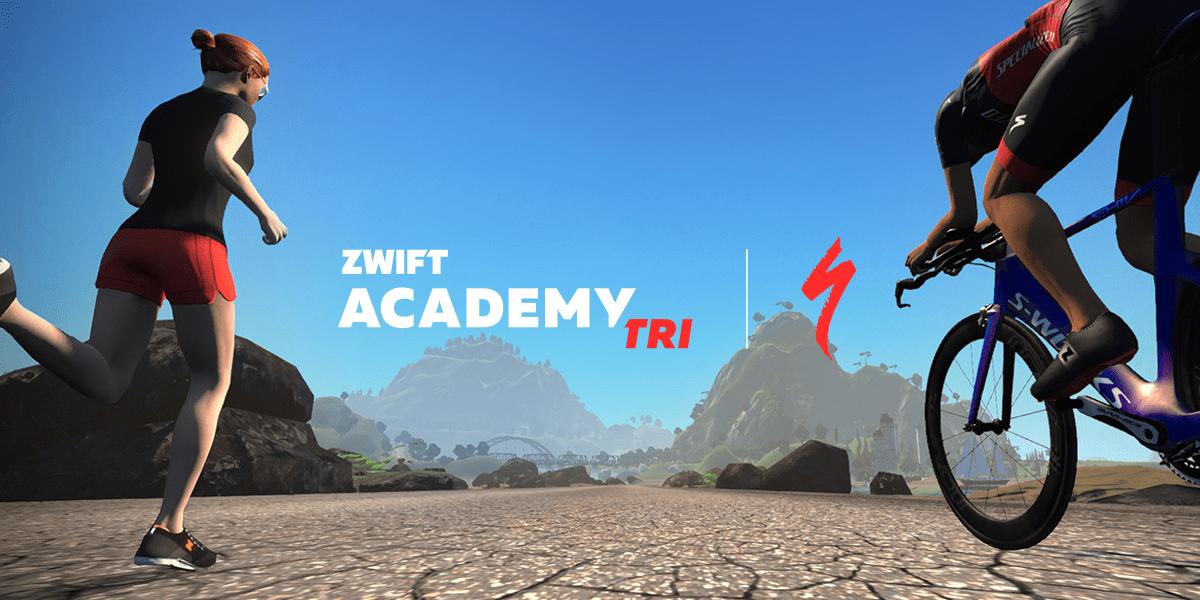Zwift Academy Tri Announced