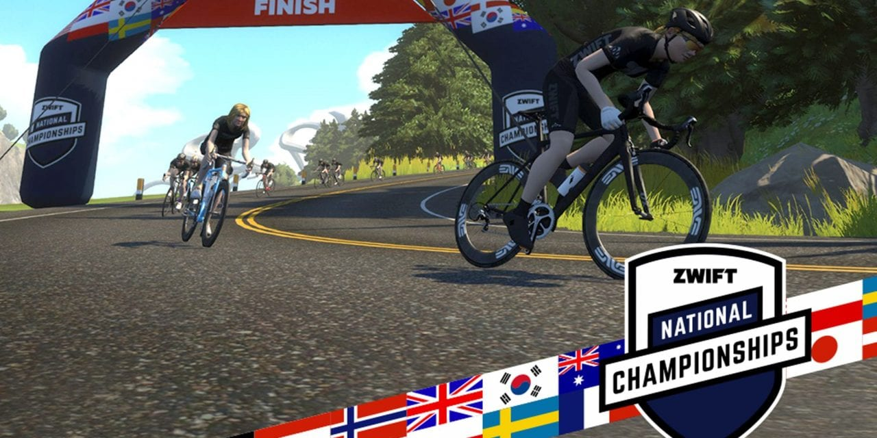 Zwift National Championships 2018 Results Announced