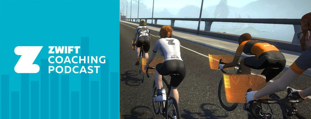 Specialized Zwift Academy Tri Coach Tim Don (Zwift Power Up Cycling Podcast #14)
