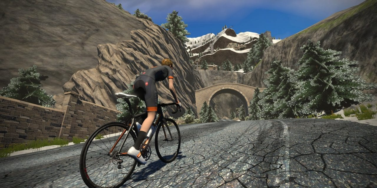 Alpe Du Zwift is Coming Soon, and it's Big