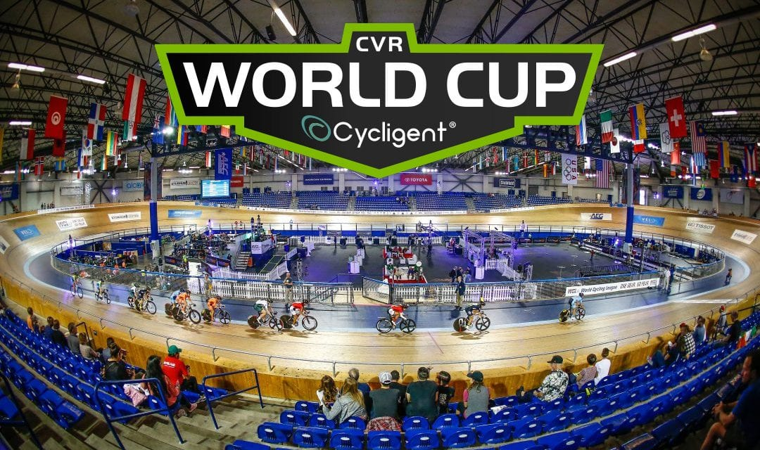 CVR World Cup Los Angeles this Weekend
