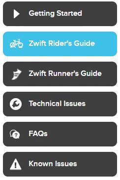 The Secret Zwift User Manual | Zwift Insider