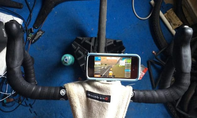 Review: KOM Cycling Universal Phone Adapter