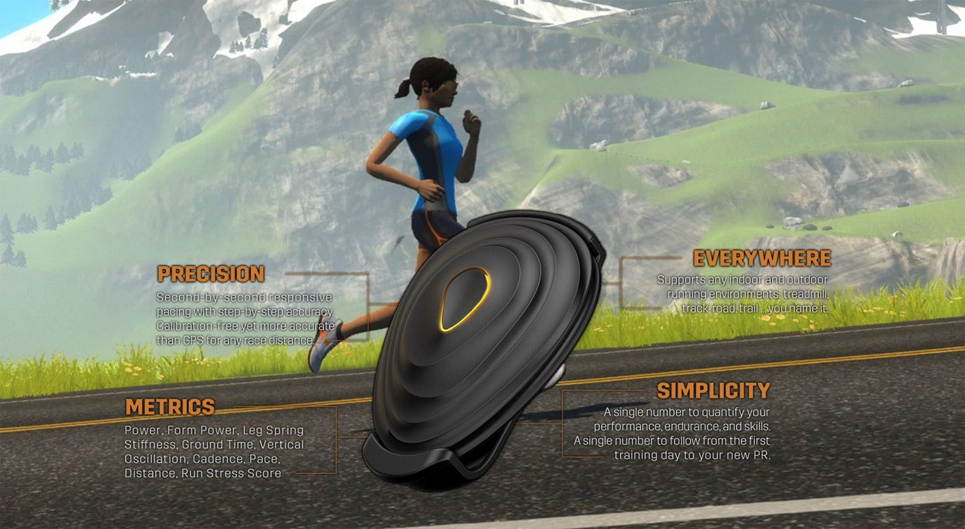 Running on Zwift with the Stryd Footpod | Zwift Insider