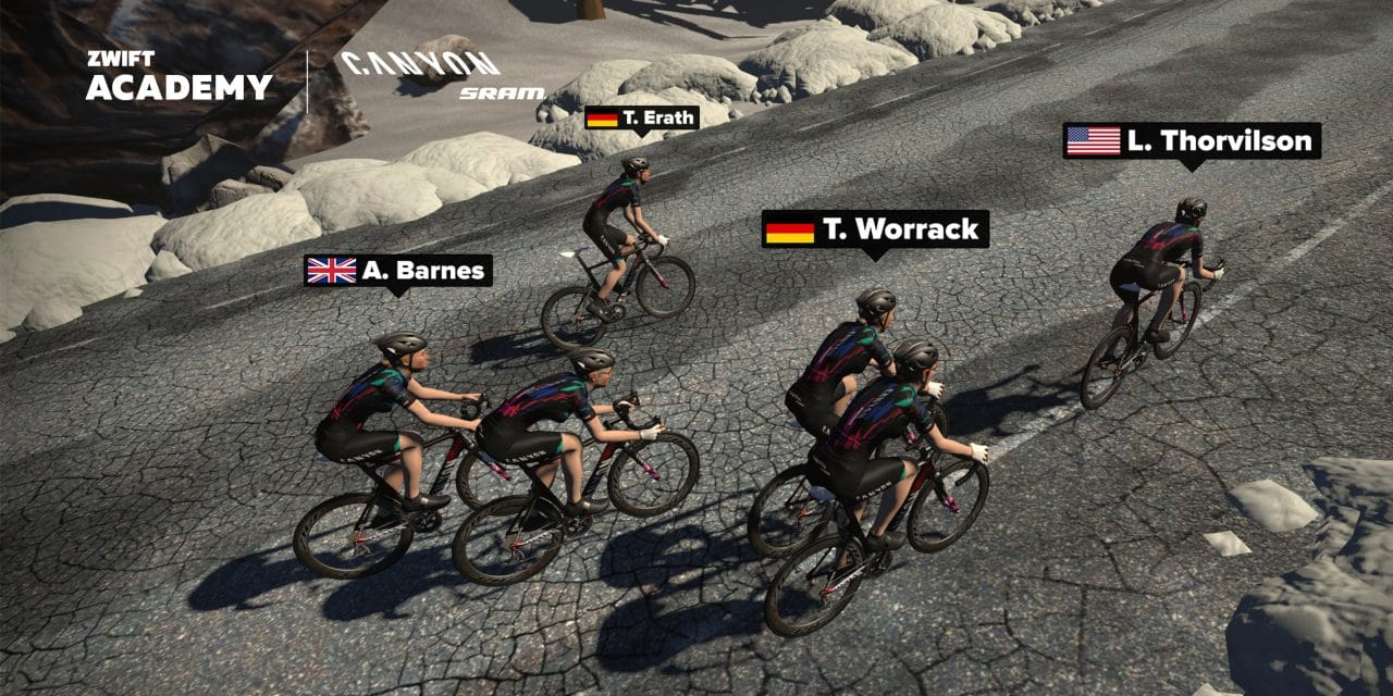 Zwift Academy 2018 Announced