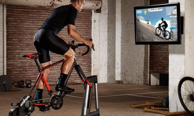 "Wahoo Kickr Climb Zwift ""Trainer Difficulty"" Hack"