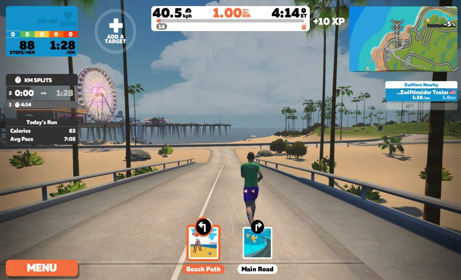 Orkout Cloud Sync Zwift Released — Zwiftitaly