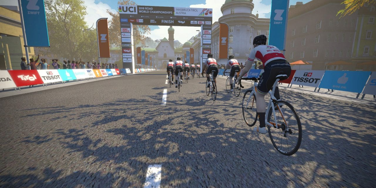 Zwift World Champs Week 2018