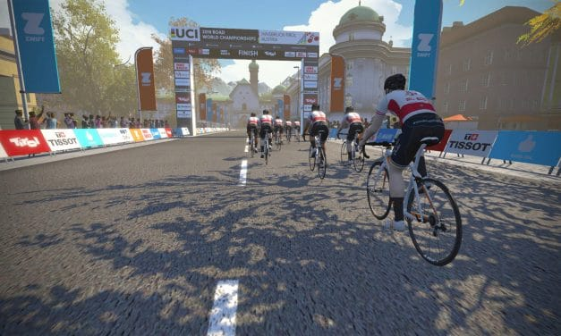 Welcome to Zwift World Champs Week