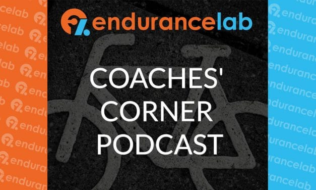 The Endurance Lab Coaches' Corner 55