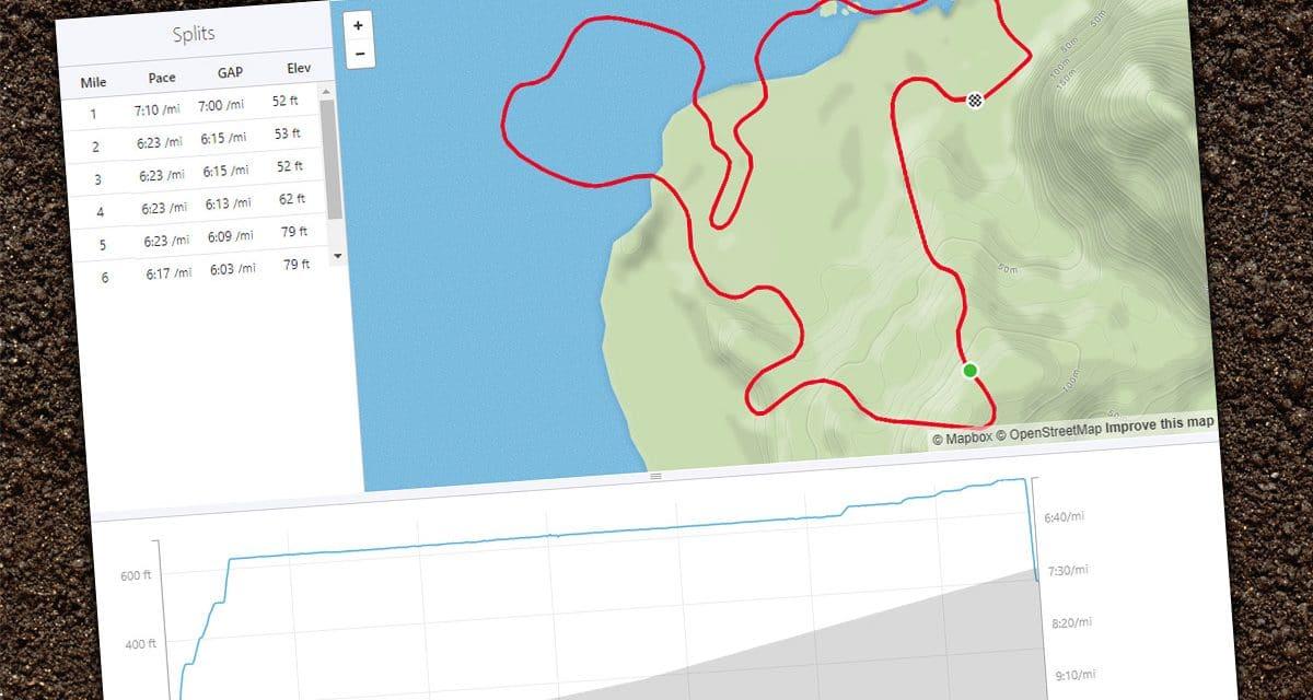 Here's a Sneak Peak at Zwift's First-Ever Run Path