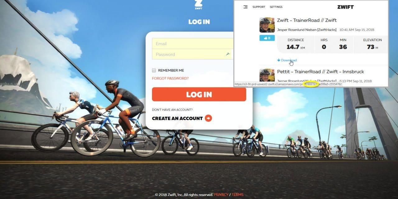 Find Your Zwift User ID on my zwift com | Zwift Insider