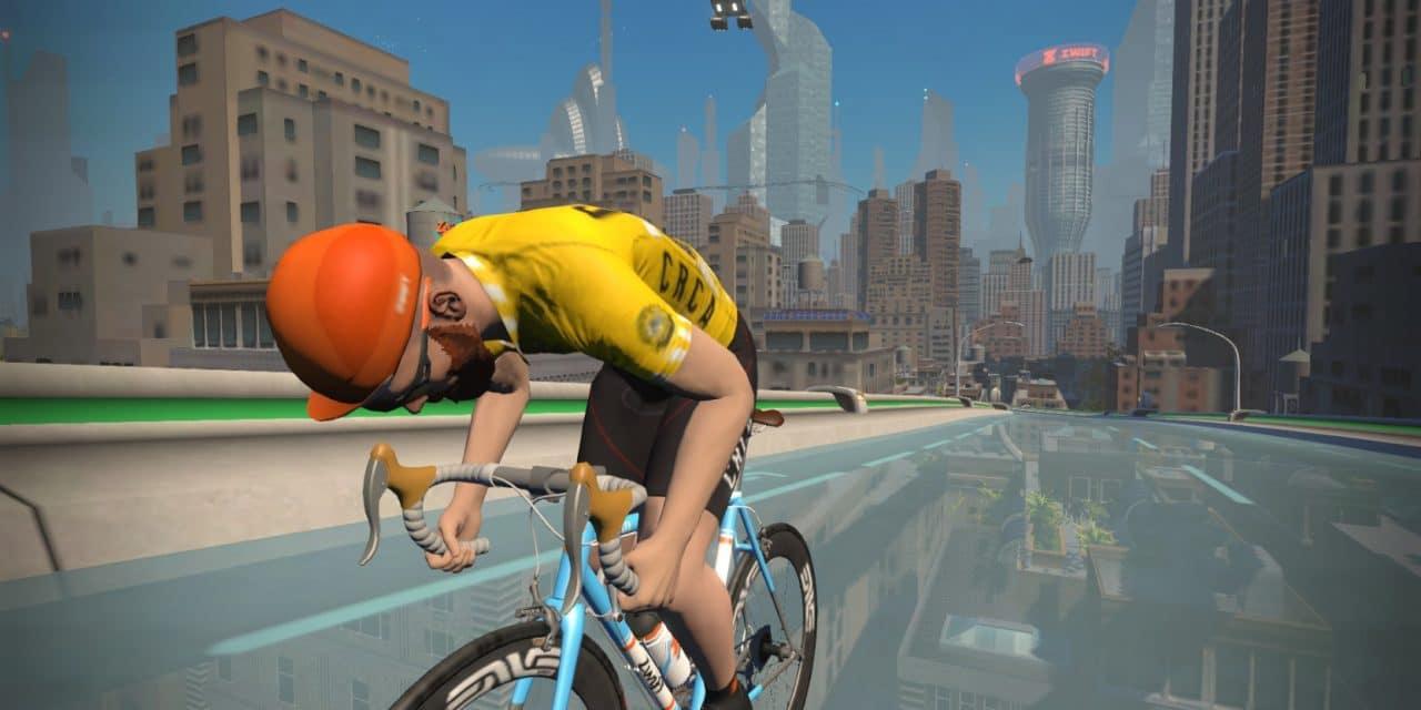 Zwift Releases Futuristic New York City Course
