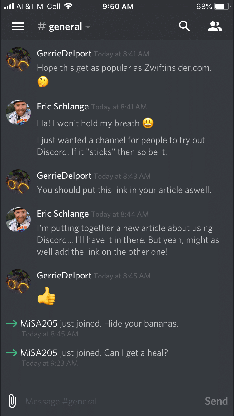 Using Discord on Zwift | Zwift Insider