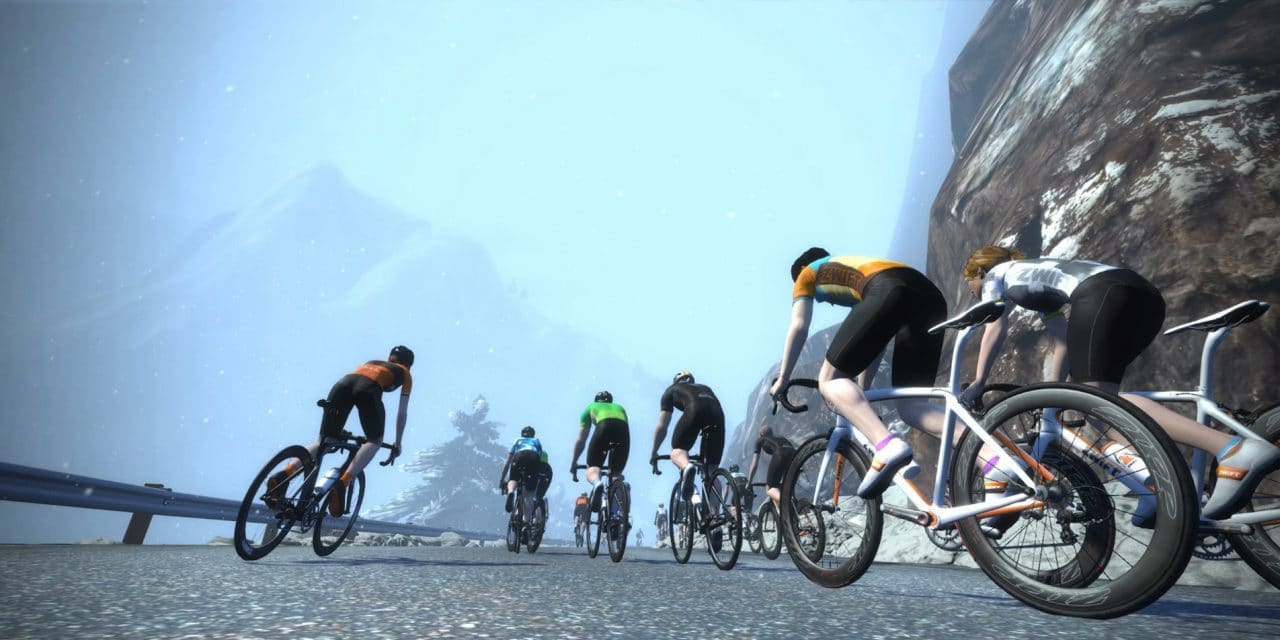 Announcing the Ronde van Flahute p/b Team DRAFT Race Series