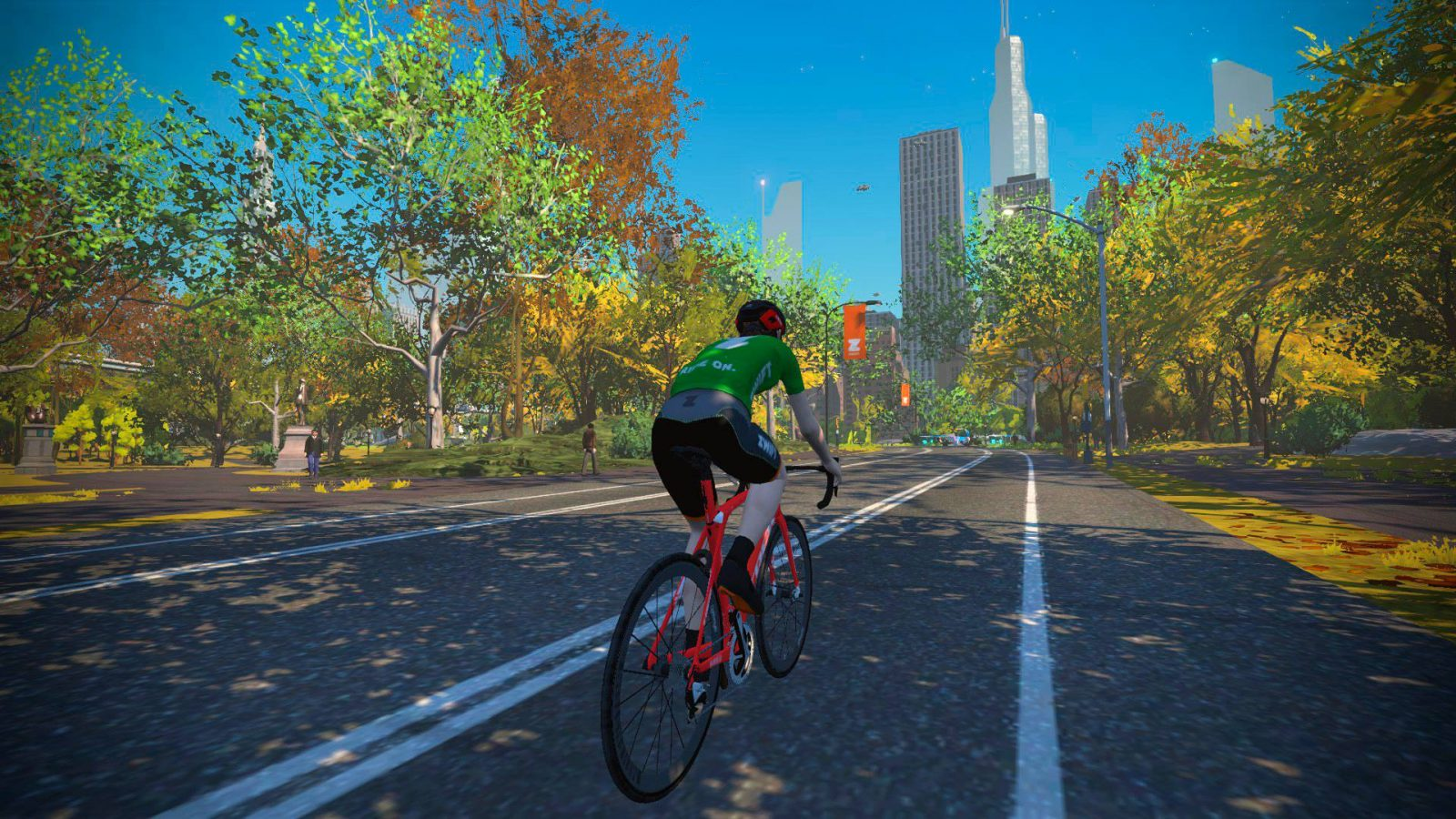 Zwift Central Park Related Keywords & Suggestions - Zwift Central