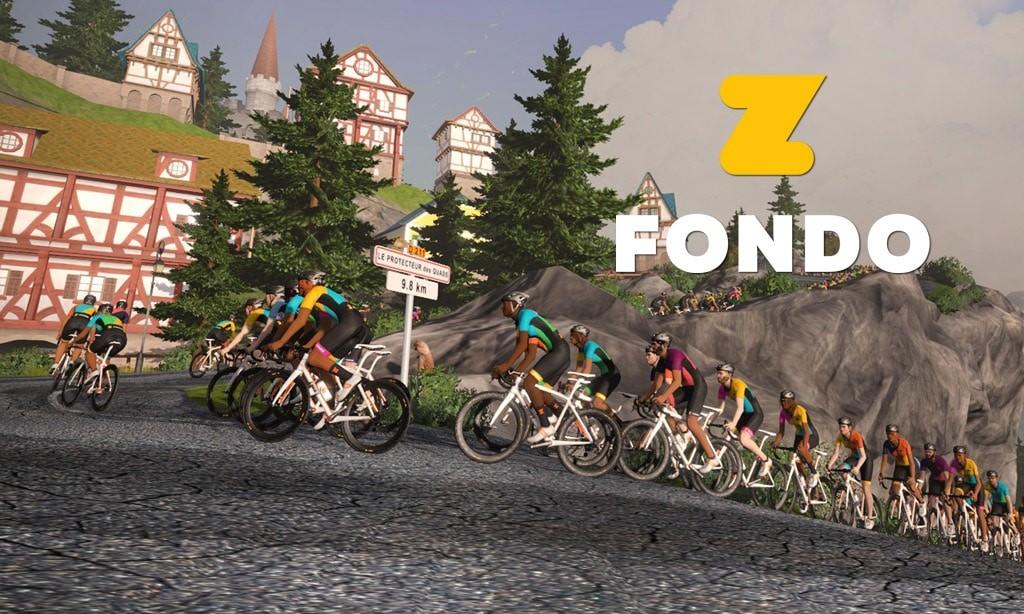Zwift Fondo Series Begins November 11