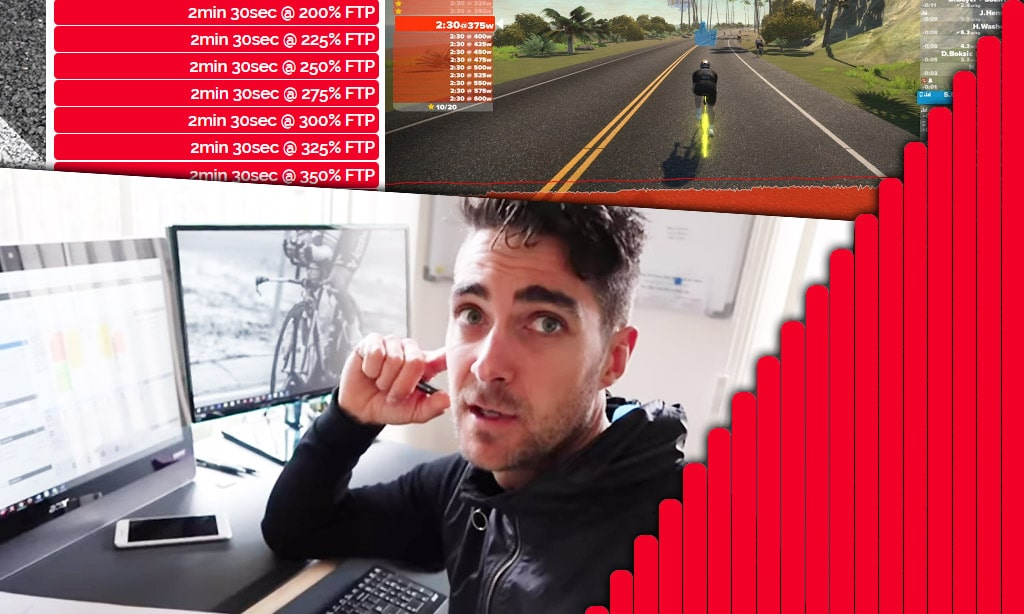 How to Perform a Step Test on Zwift