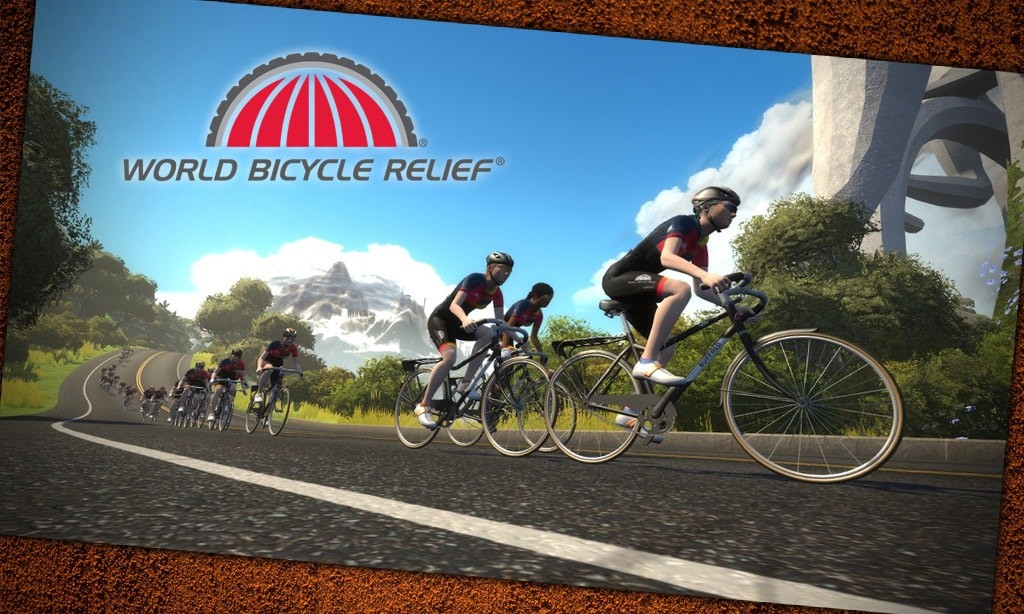 Ride On for World Bicycle Relief December 1st